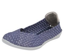 Slipper 'catwalk' blau
