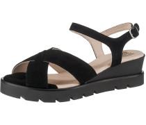 Sandalette 'Asta' schwarz