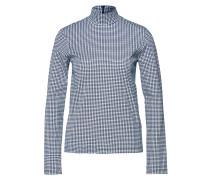 Shirt 'Ileana' blau / navy / weiß