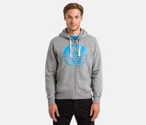 Sweatjacke 'hooded Full ZIP Sweater'