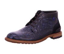 Stiefel kobaltblau