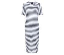 Kleid 'elisa' schwarz / weiß