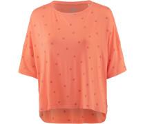 Printshirt koralle