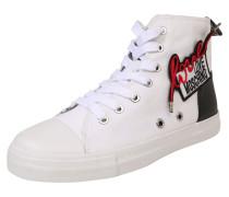 Sneaker 'Love' weiß