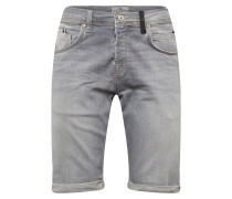 Jeans 'corvin' grey denim