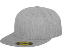 Premium 210 Fitted Cap grau