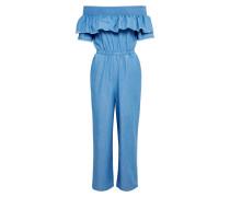 Jumpsuit 'Valena' blau