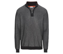 Pullover 'zp troyer' anthrazit
