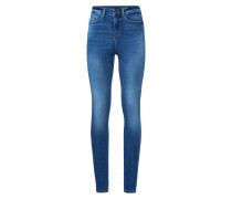 Jeans 'callie Az080Mb' blue denim