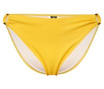 Bikinihose 'loren Ring Bottoms' gelb
