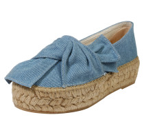 Espadrilles 'Patri 231' blue denim