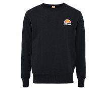 Sweatshirt 'diveria' schwarz