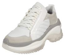 Sneaker 'Chainy' hellgrau / weiß