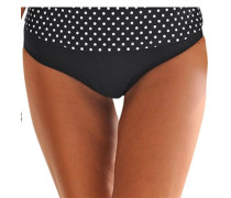 Bikini-Hose schwarz