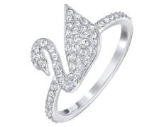 Damenring 'Iconic Swan 5250744' silber