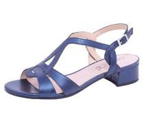 Sandaletten 'Carla' blau