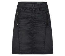 Rock 'MR Skirt' black denim
