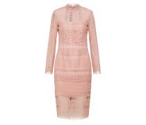 Kleid 'mariana Lace Dress' rosa