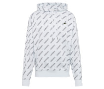 Sweatshirt schwarz / weiß