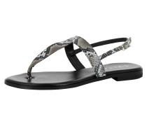 Sandale 'olimpia' grau