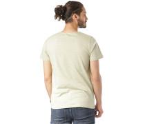 T-Shirt 'Rongi' hellgelb