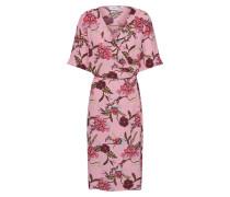 Kleid pink / rot