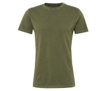 T-Shirt 'Asger t-shirt' khaki