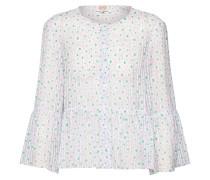 Bluse 'poppy' lila