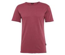 T-Shirt 'albert' rotviolett