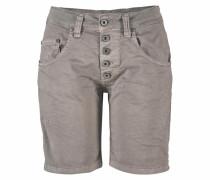 Jeans Shorts 'p88A' rauchgrau