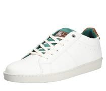 Sneaker grün / offwhite