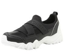 Sneaker 'd'lites 2 - Fast Look' schwarz