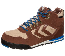 Sneaker 'Nordic Roots Forest' braun