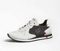 Runner schwarz / weiß