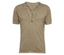 T-Shirt 'cizugliano S/s' dunkelgrün