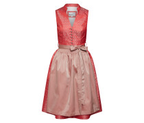 Kleid altrosa / rot