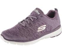 Sneaker 'flex Appeal 3.0' lila / weiß