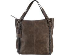 Handtasche 'Alicia' braun