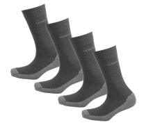 Socken grau / dunkelgrau