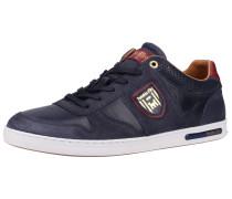 Sneaker navy / pastellrot