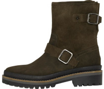 Boots oliv