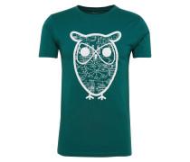 T-Shirt 'Diagram Owl print - Gots'