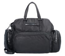 Handtasche 'Troty' schwarz