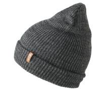 Mütze 'Smurpher Light' graumeliert