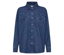 Bluse 'dori' blue denim