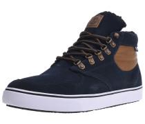 Sneaker 'Topaz C3 Mid' dunkelblau / braun