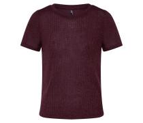 Shirt 'tessa' weinrot