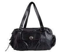 Kleine Leder-Tasche schwarz
