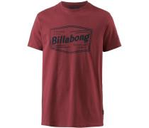 T-Shirt 'labrea ss' rotviolett