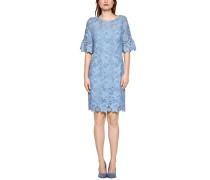 Kurzes Kleid hellblau